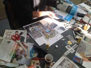 Atelier collage 4